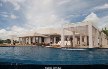Rio Quente Cristal Resort (300 metros Parque)