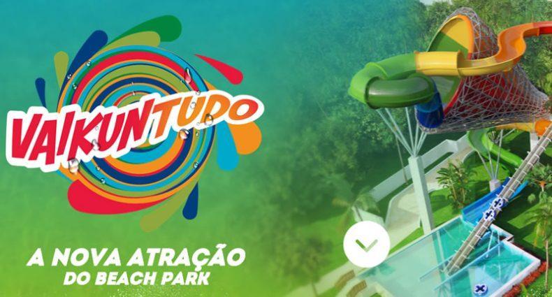 Saiba tudo sobre o Vaikuntudo, a nova atração do Beach Park!