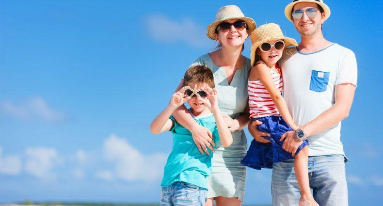 6 cuidados com crianças necessários durante as férias