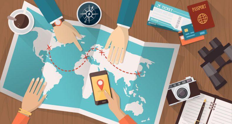 5 dicas para viajar gastando pouco