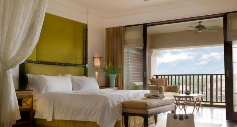 O que um resort precisa ter?