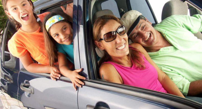 Saia da rotina com a família: 4 destinos para viagens curtas