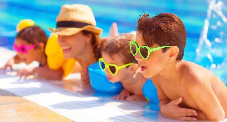 Confira as 3 melhores opções de resorts para ir com crianças