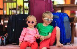 Veja quais são os documentos necessários para viajar com crianças