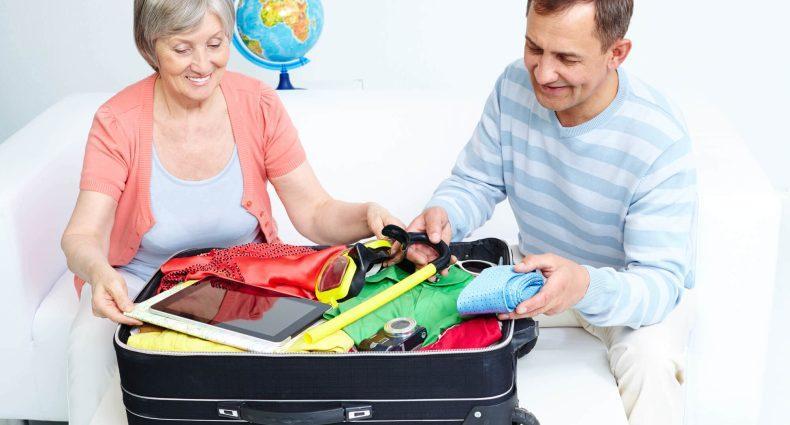 Viajar na terceira idade: saiba como planejar uma viagem impecável